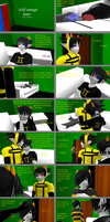 MMD Homestuck-Karkat's Regret-10 by YugixYamiLove4ever
