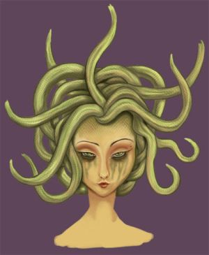 Work In Progress: Medusa 03