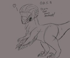 I can be an ODST? by SylxeriaGuardian