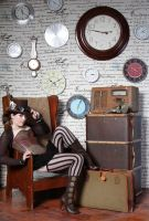 steampunk stock part 3 by vampurity-stock