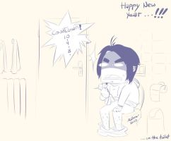 Happy New Year 2010 by babtong