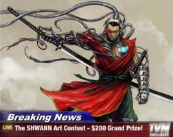 Shwann Art Contest $200 Prize by Shwann