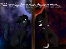 The 2 sides of scourge by fuzzyfire932