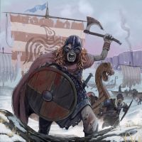 Undead Viking raid by SC4V3NG3R