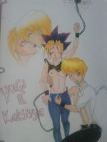 FINISH Katsuya and Yugi by Ciel-La-Luna