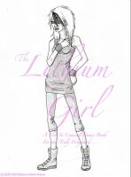 The Lithium Girl -Temp. Cover- by SqueekyClean-801