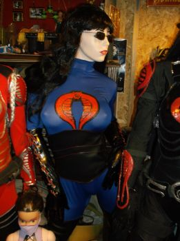 Baroness ,Blue by Lorne1313