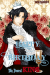 HAPPY BIRTHDAY!!!ATOBE-SAMA!! by HeavyGauze