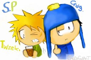 Craig Tweek SKTCH Coloured by Cha0zGallAnT