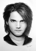 Gerard Way by ciapsson