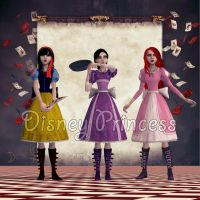 Alice Disney Princess Release by Brusya
