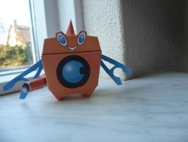 rotom washing machine by epikachu