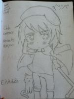 Chibi Greece -unfinished- by Love4Hetalia