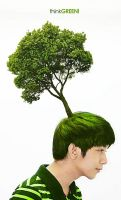 thinkGREEN! by JINhuangHE