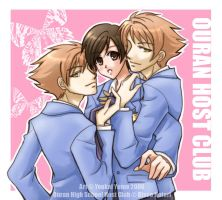 Ouran Host Club - Our World by HostClub
