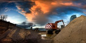 shifting sand by hotonpictures