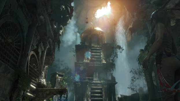 Rise Of The Tomb Raider by pixelperf3ct