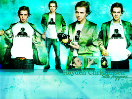 Hayden Christensen Wallpaper by ConnieChan