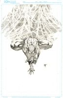 Spider-Man pencils by KenHunt