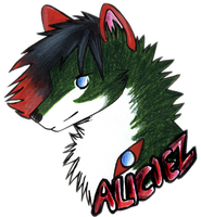 Badge-style by Aliciez