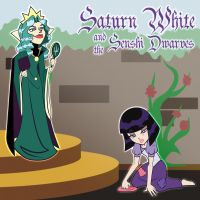 Saturn White by chaoticteapot