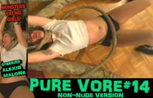 Pure Vore 14 lobby card by EBrummer