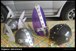 DigiAngels Helmets by digicosplay