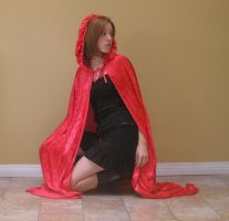 Gothic Little Red 8 by magickstock