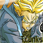 SSJ Trunks Icon by PrinceVegeta051