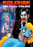 Kolchak The Pony Stalker by curtsibling
