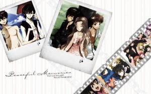 Code Geass Wall: Memories by lmpasse