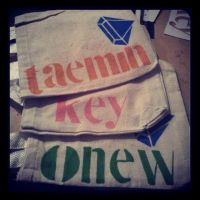 SHINee Goods by jamiejamiebabytae