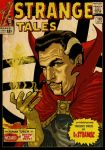 Vincent Price as Doctor Strange- Retro cover by Jagoba