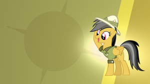 Daring Do Wallpaper by RDbrony16