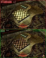 Mystic Chessboard Deluxe    08 by hectrol