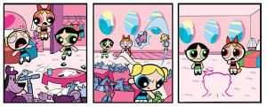 Powerpuff Girls Minitoons 5 by AbigailRyder