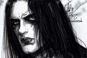 Peter Steele Tribute by Caelpher by CaelpHer