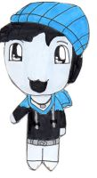 Monster High Chibi Invisibilly Drawing by megatiger42
