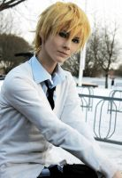 Kise Ryota Cosplay - Try to copy this if you can by SirFancypantsIV