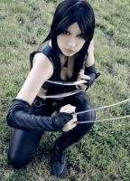 X-23 Marvel Cosplay by MelodyxNya