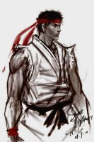 street fighter by narrator366