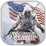 Assassin's Creed III Game Icon by Wolfangraul
