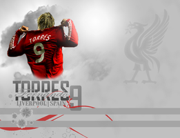 Fernando Torres 9 by TheReds-1892