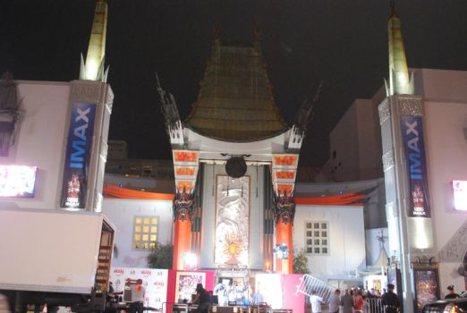Chinese Theatre by summerjasmine