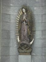 Our Lady of Guadalupe by Al-LZQ