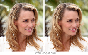 Robin Wright Penn Retouch by theskyinside
