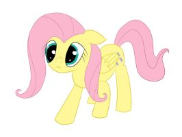 Fluttershy (I'm Sorry...) by FreeCandy44