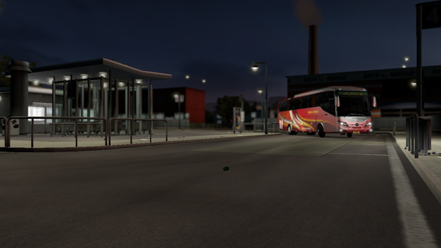 [ETS2]  Looking for Passenger by smg320