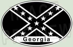 Confederate Georgia by hassified