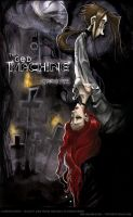 The God Machine Cover- book1 by SpookyChan